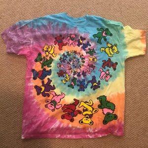 Grateful Dead Tie Dye shirt